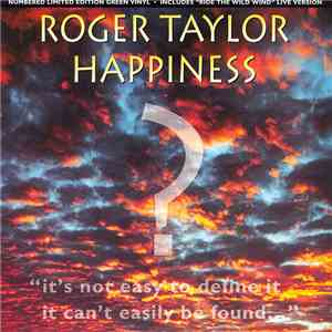 Roger Taylor - Happiness album download