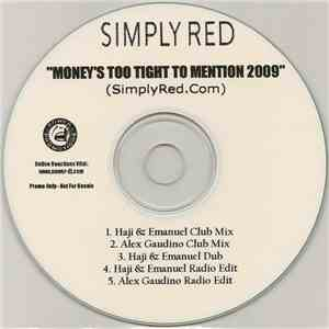 Simply Red - Money's Too Tight To Mention 2009 album download