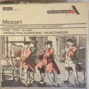 Vienna Philharmonic Orchestra - Mozart's Clarinet Concerto / Flute And Harp Concerto album download