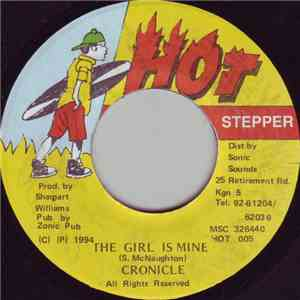 Cronicle - The Girl Is Mine album download