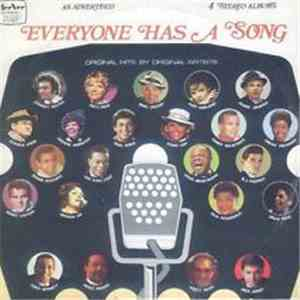 Various - Everyone Has A Song album download