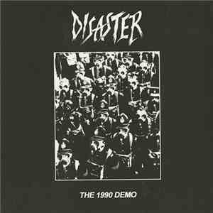 Disaster  - The 1990 Demo album download