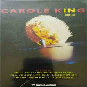 Carole King - In Concert album download