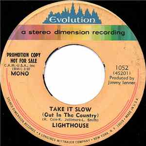 Lighthouse  - Take It Slow (Out In The Country) album download