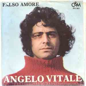 Angelo Vitale - Falso Amore album download