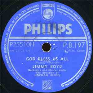 Jimmy Boyd - God Bless Us All / Playmates album download
