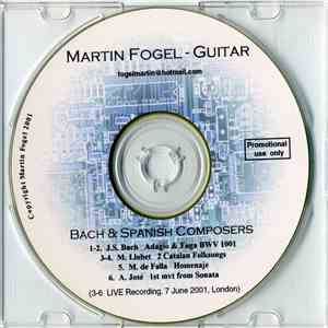 Martin Fogel - Guitar album download
