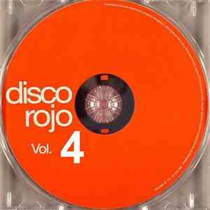 Various - Disco Rojo Vol. 4 album download
