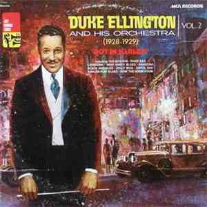 "Duke Ellington And His Orchestra - ""Hot In Harlem"" (1928-1929) Vol. 2 album download"