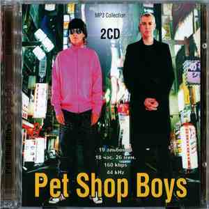 Pet Shop Boys - MP3 Collection album download