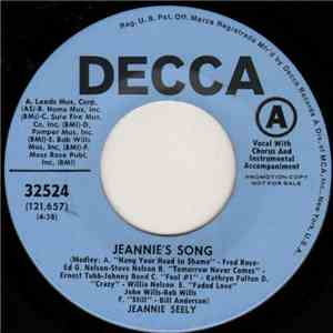 Jeannie Seely - Jeannie's Song / Out Loud album download